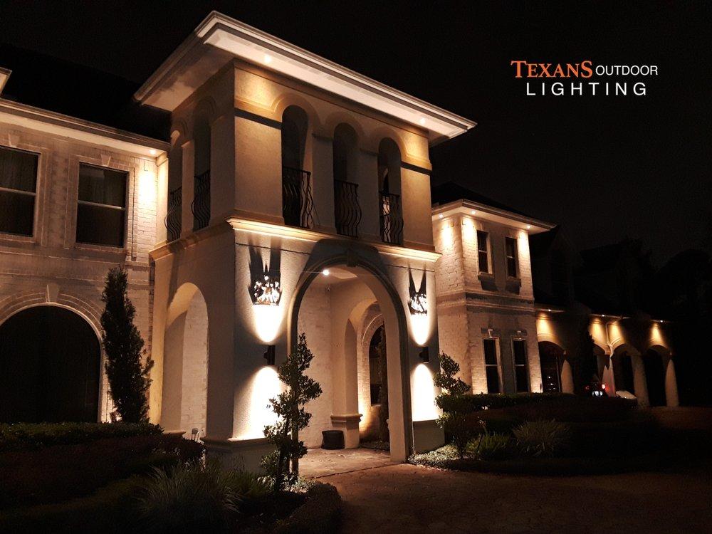 Texans Outdoor Lighting
