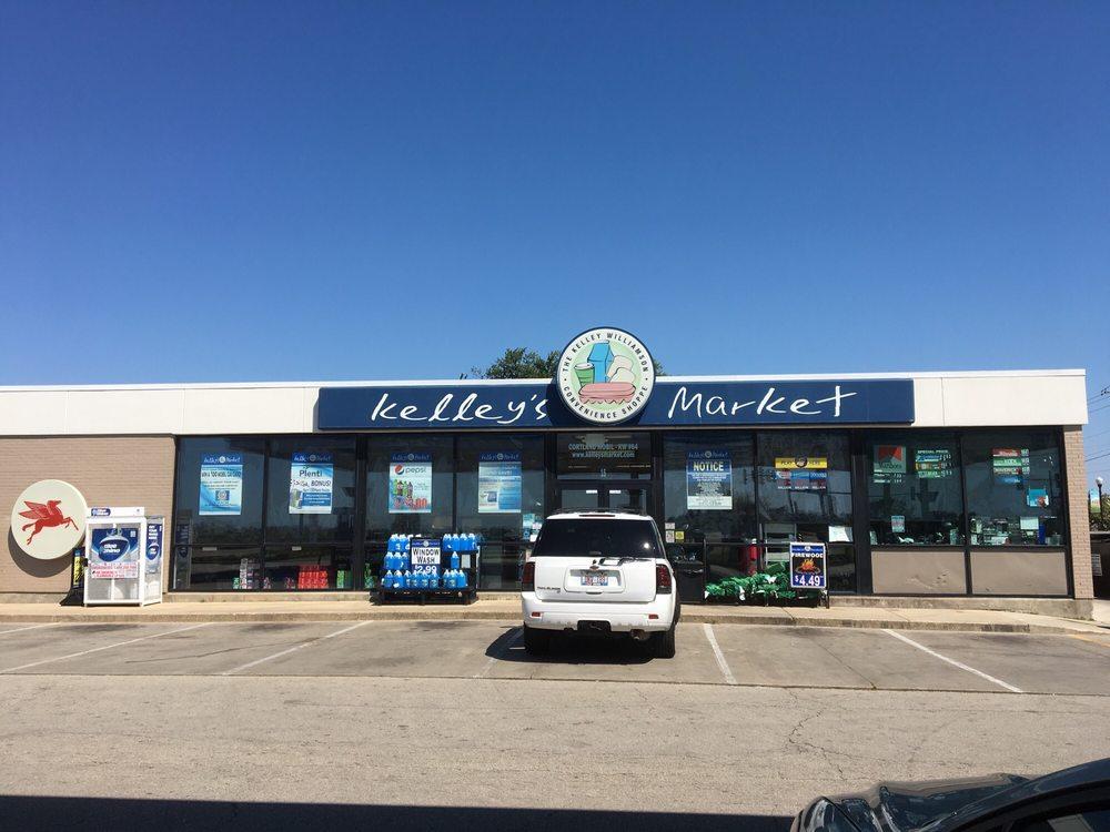 Kelley's Market: 15 W Lincoln Hwy, Cortland, IL