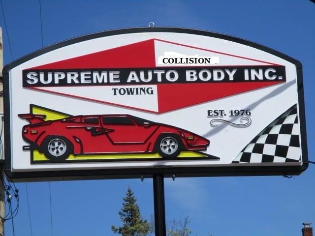 Supreme Auto Body