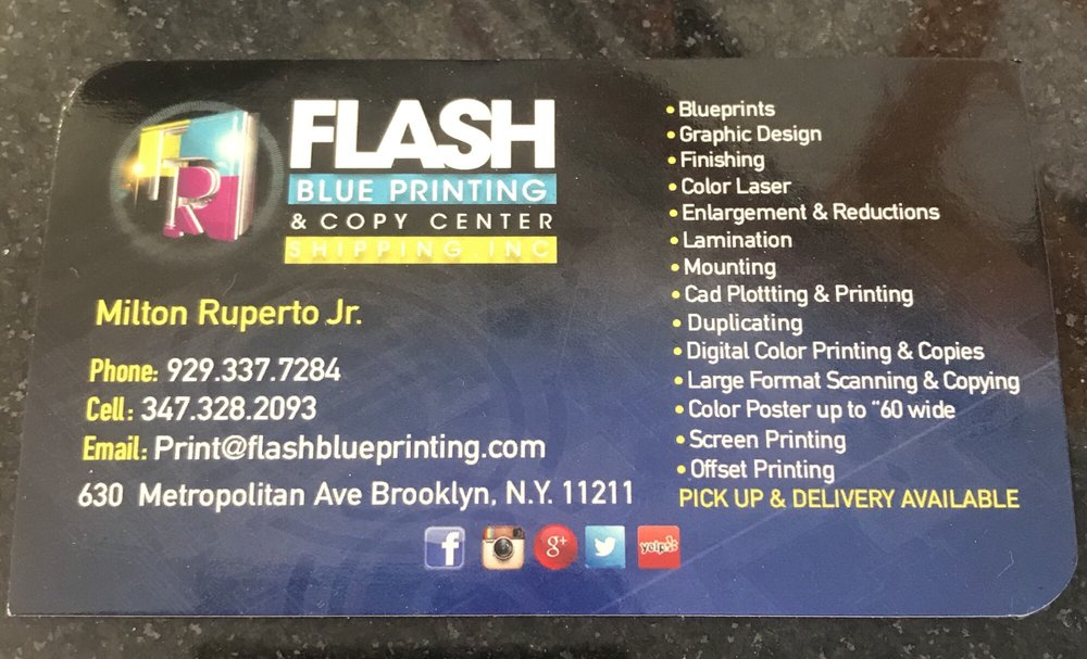 Flash Blueprinting & Copy Center - (New) 219 Photos & 48