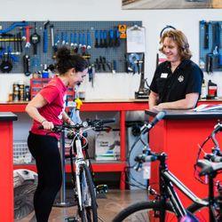 Bike repair shops austin