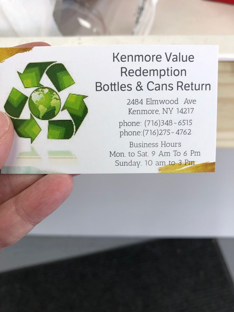 Kenmore Value Redemption: 2484 Elmwood Ave, Kenmore, NY