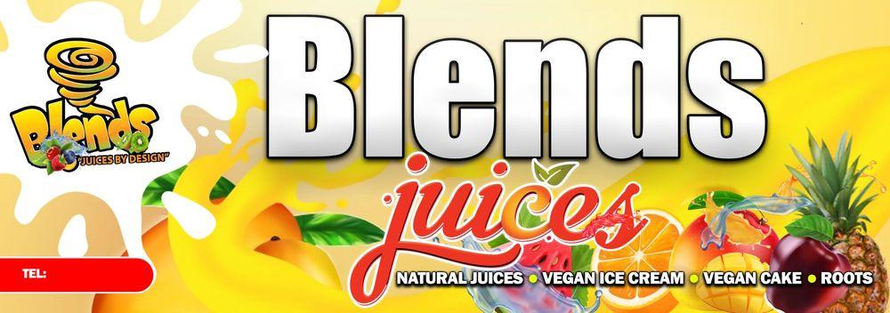 Blends Juices By Designs Bridgeport