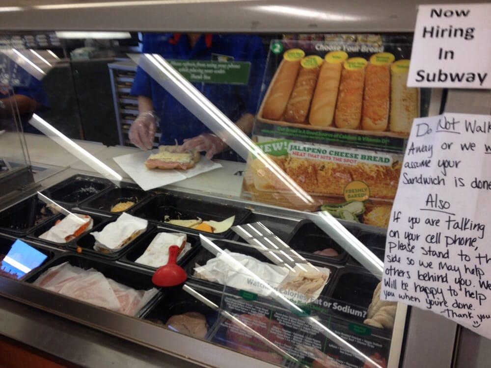 Subway Sandwiches 4508 N Big Spring St Midland Tx