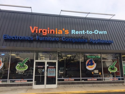 Photo for Virginia s Rent to Own. Virginia s Rent to Own   Furniture Rental   2159 W Jefferson St