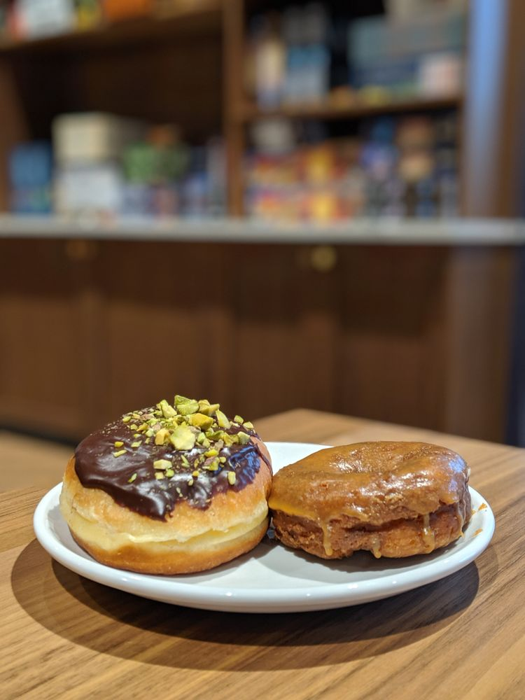 Doughnuts & Dragons: 3838 E 82nd St, Indianapolis, IN