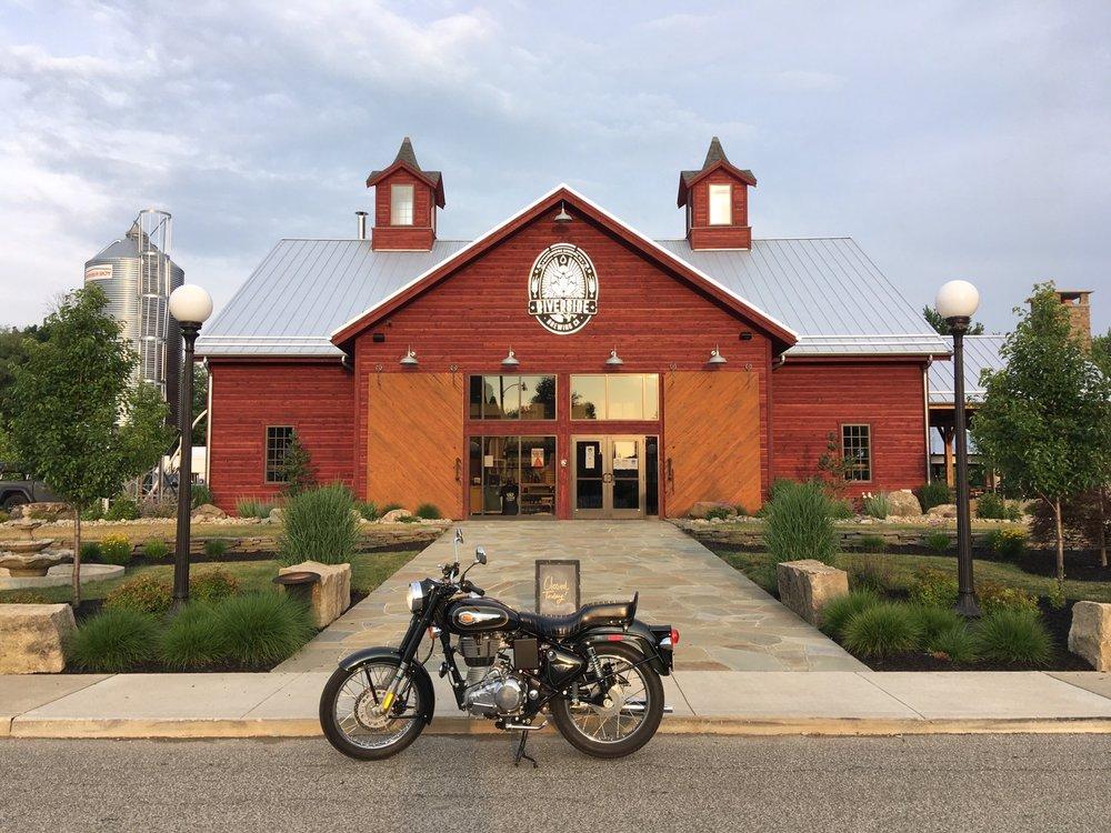 Riverside Brewing Company: 1 Fountain St, Cambridge Springs, PA