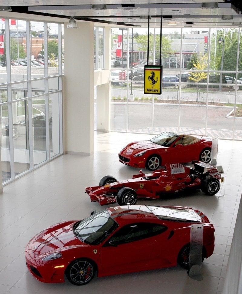 Ferrari Dealership: Ferrari Maserati Of Toronto
