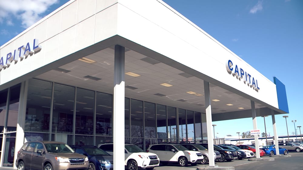 capital subaru of greensboro 13 reviews car dealers 801 e bessemer ave greensboro nc. Black Bedroom Furniture Sets. Home Design Ideas