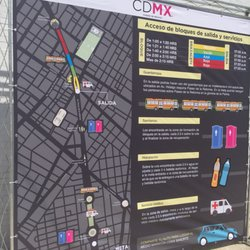 medio maratón cdmx banorte 21k festivals torre del caballito