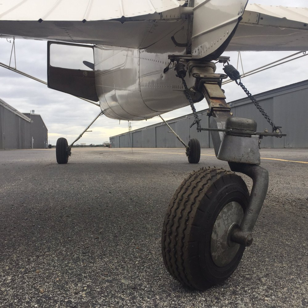 Texas Tailwheel Flight Training