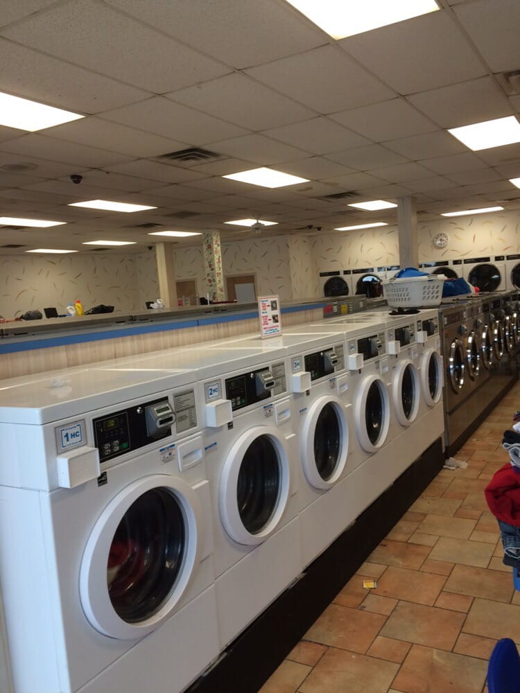 Superwash Laundromat: 249 N Cary St, Brockton, MA