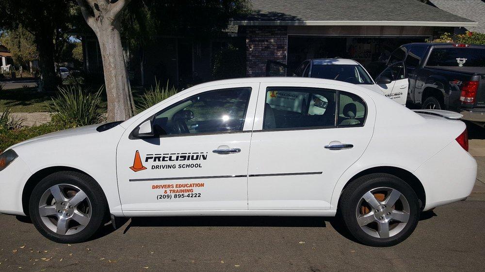 Precision Driving School: Riverbank, CA
