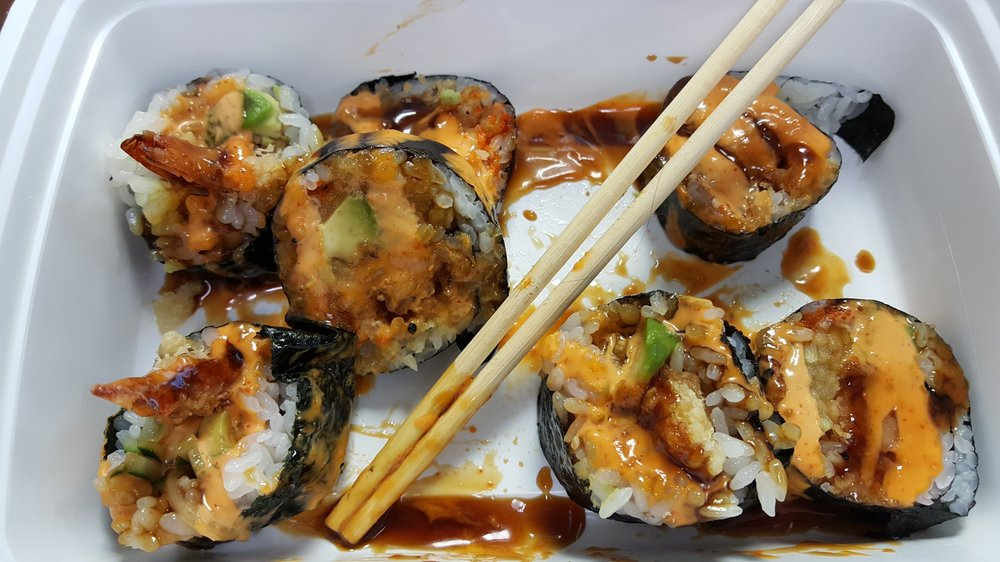 Fuji & Jade Garden: 418 Westerly Pkwy, State College, PA