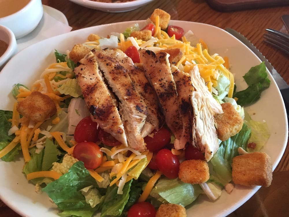Grilled Chicken Cobb Salad Yelp