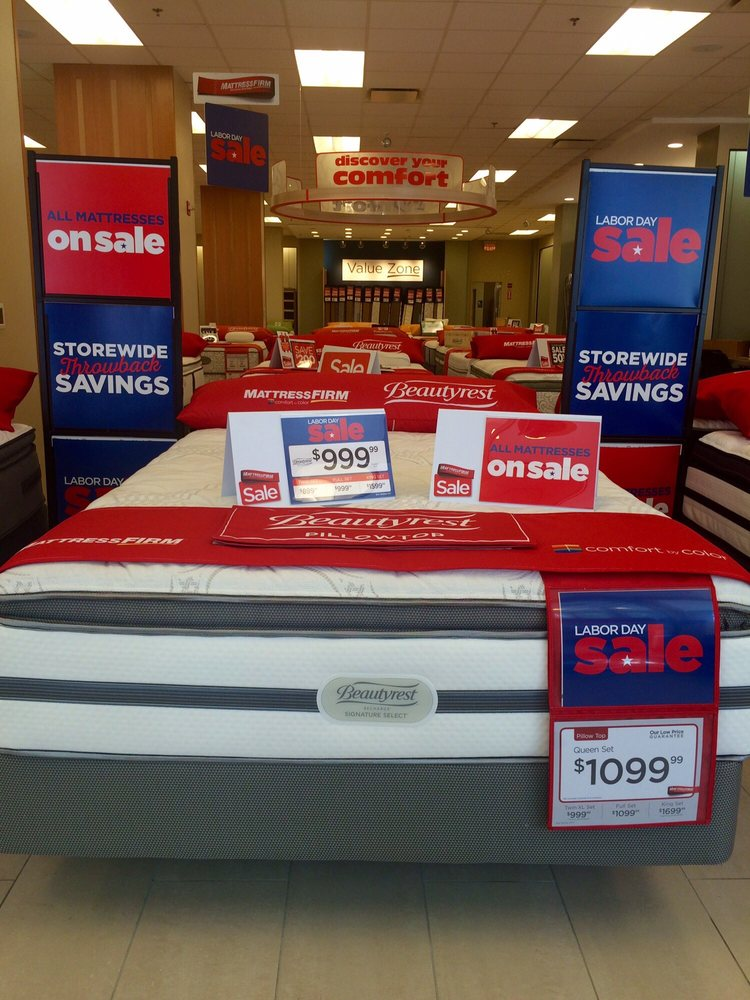 Labor Day Sale Huge Storewide Savings Shop Mattress Firm Today And