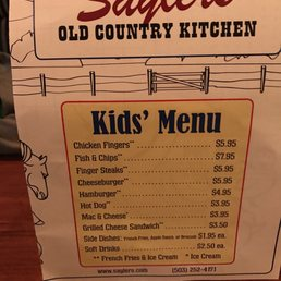 Photo Of Sayler S Old Country Kitchen Portland Or United States They Have