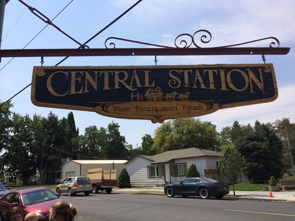 Central Station: 101 E Main St, Weston, OR