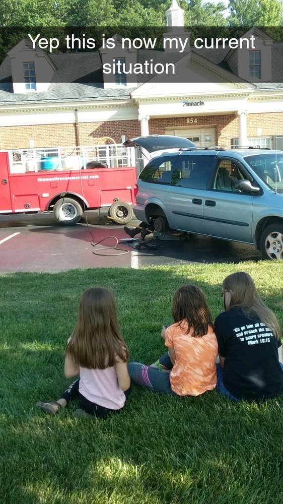Thomas Tire & Automotive: 1191 US Hwy 64 W, Asheboro, NC