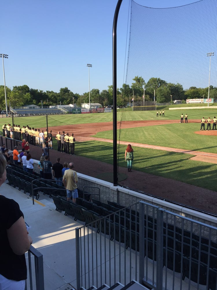 Joe Becker Stadium: 131 South High Ave, Joplin, MO