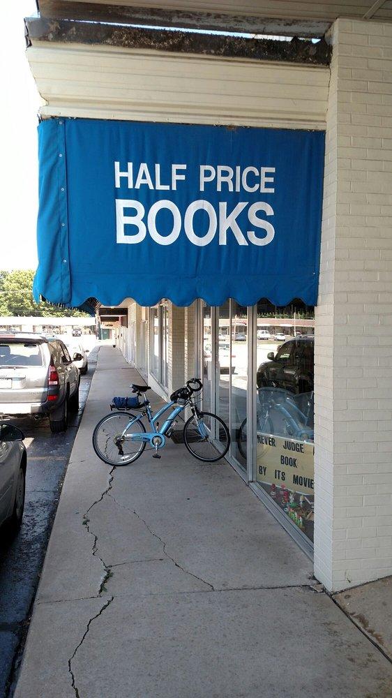 Half Price Books: 1950 S Glenstone Ave, Springfield, MO