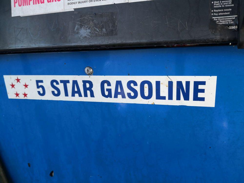 5 Star Gas: 101 Lincoln Rd W, Vallejo, CA