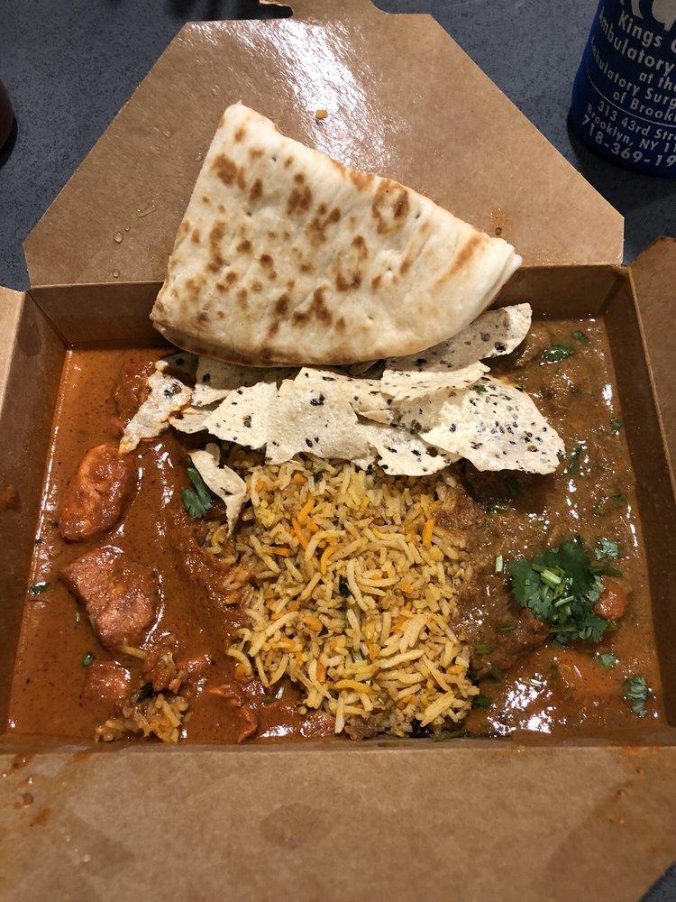 Indulge India Food truck
