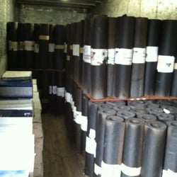 Photo Of Charlotte Roofing Materials Surplus   Charlotte, NC, United  States. Felt Paper