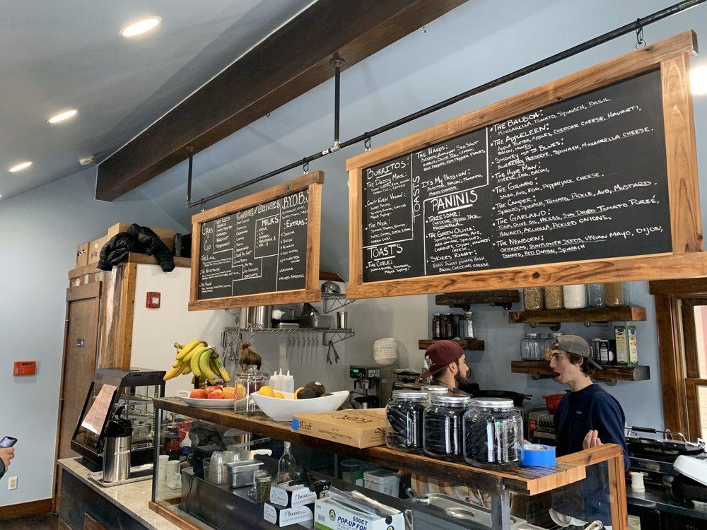 Semplice Cafe: 209 N Main St, Breckenridge, CO