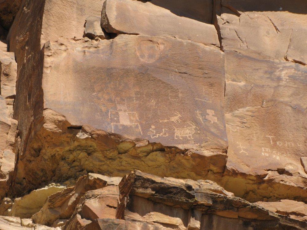 Anasazi Valley Trail: 3333 W Old Hwy 91, Ivins, UT