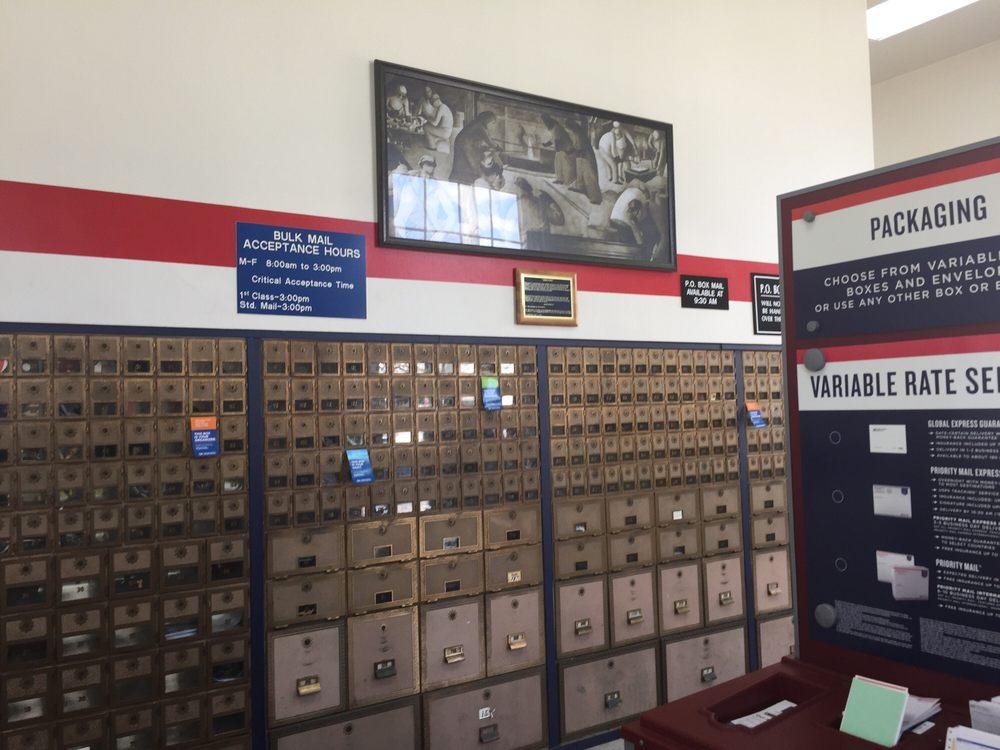 US Post Office: 700 Washington Ave, Bridgeville, PA