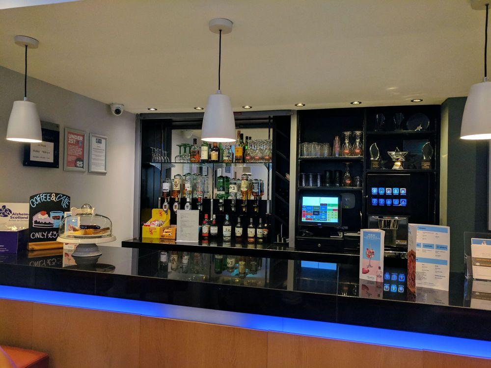 Holiday Inn Express Hotel Edinburgh-Royal Mile