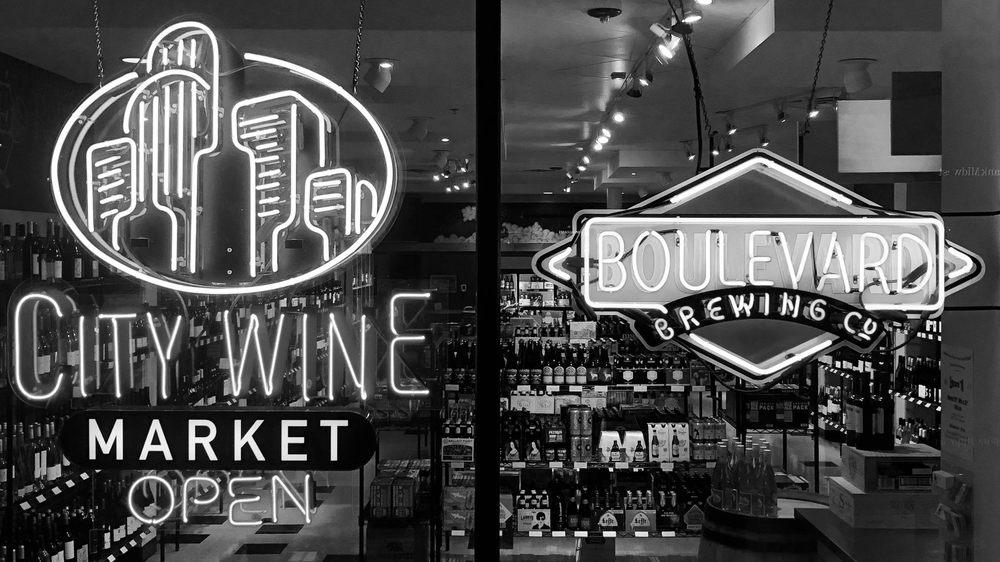 City Wine Market: 4821 W 6th St, Lawrence, KS