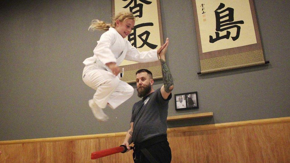 Warrior Life Martial Arts: 6515 43rd Ave Ct NW, Gig Harbor, WA