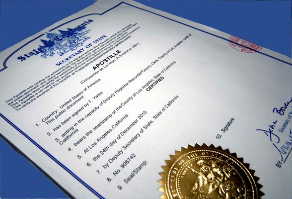 Fast Apostille and Mobile Notary Services