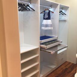 Photo Of The Closet Company   Honolulu, HI, United States. White Color  Closet