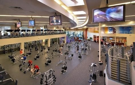 LA Fitness Universal City Yelp
