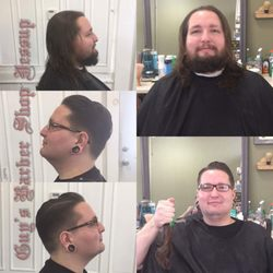P O Of Guys Barber Shop Jessup Pa United States
