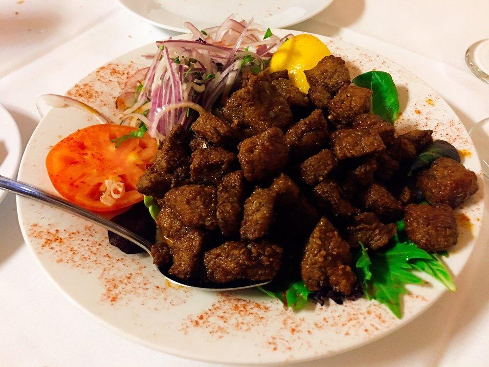 Food from Grillera Mediterranean Cuisine