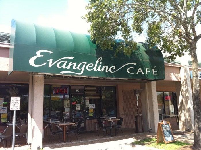 Evangeline Cafe Austin Tx