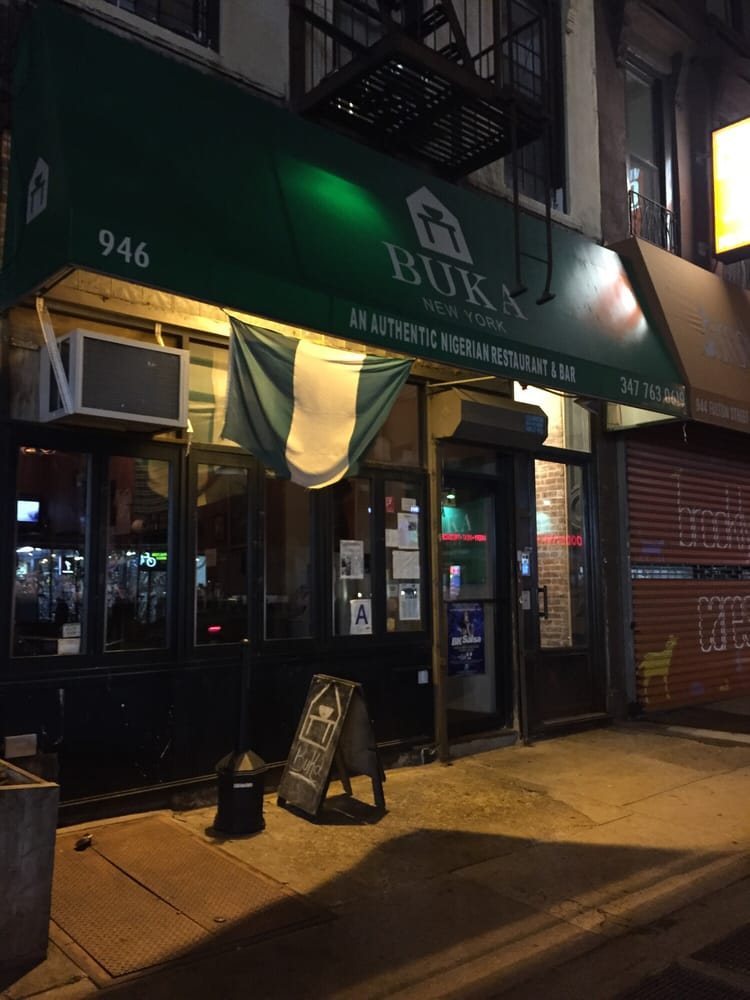 Buka new york 118 photos 162 avis bars 946 fulton - Avis new york ...