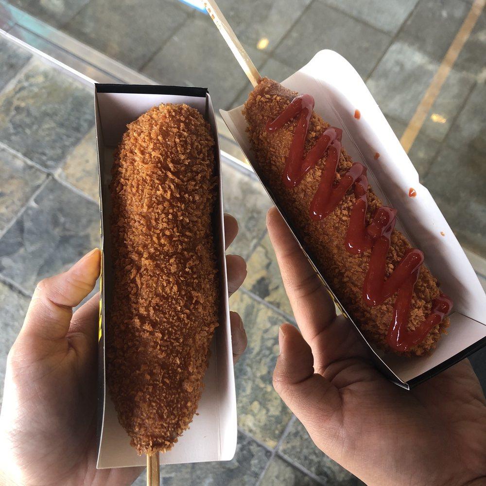 88 Hotdog & Juicy