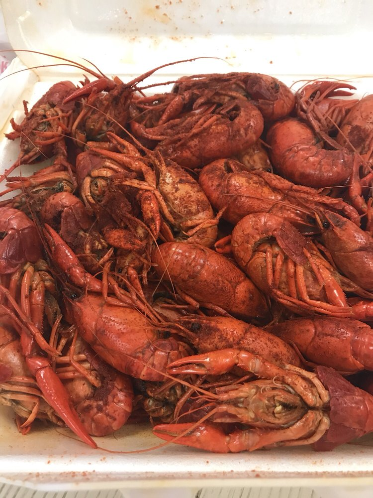 T'Beaux's Crawfish & Catering - Clinton: The Shack, Clinton, MS