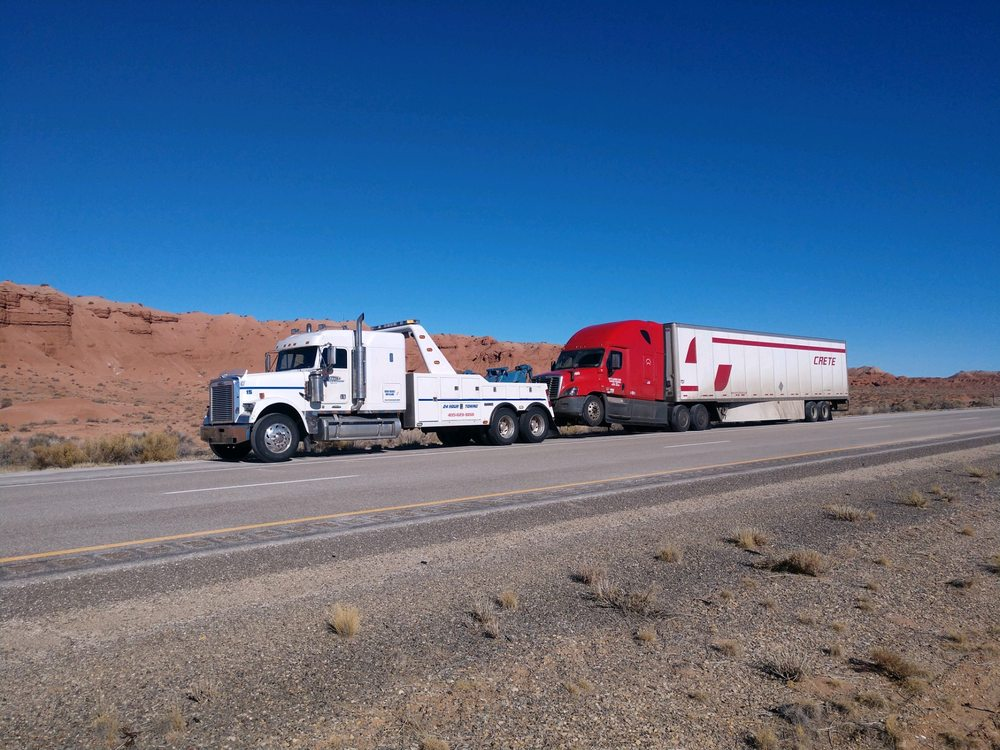 Steele Towing & Recovery: 503 N Main St, Nephi, UT