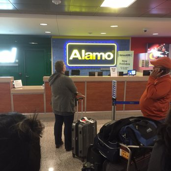 Alamo car rental orlando airport phone