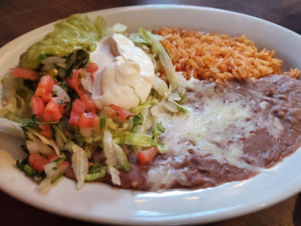 Food from El Mezcal