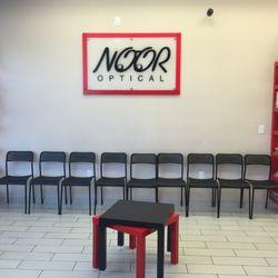 Noor Optical - Optometrists - 1135 Main Ave, Clifton, NJ
