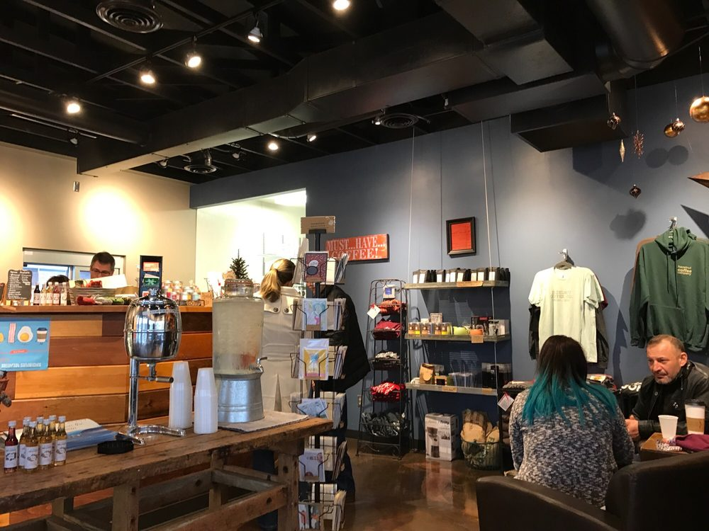 Hazelnut Coffee Company: 318 S Ash St, Celina, OH