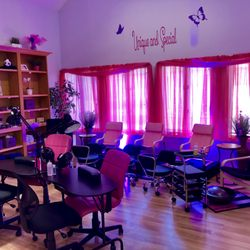 Unique and Special Kids Spa - 13 Photos - Nail Salons - 7910 Andrus ...