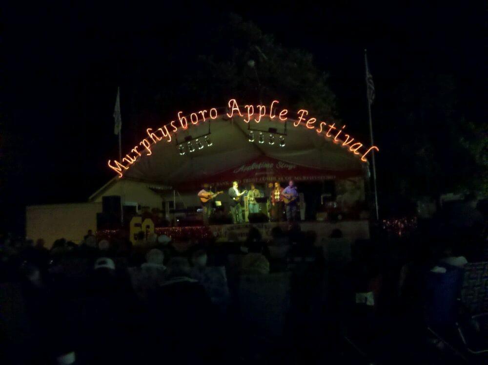 Murphysboro Apple Festival: 203 S 13th St, Murphysboro, IL